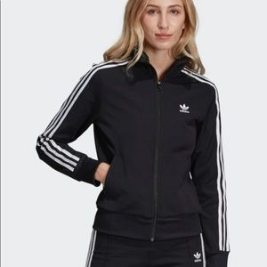 Women's Adidas Track Suite Top
